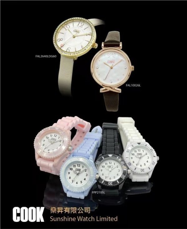 Cook手表,源自欧洲传统制表工艺,糅合多种文化元素