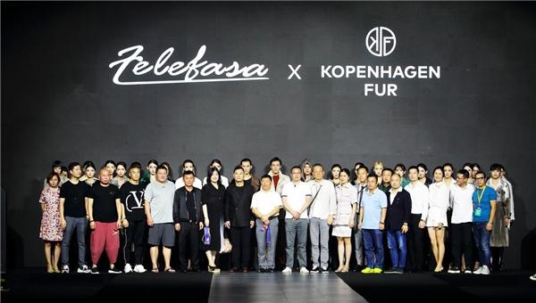 2021Kopenhagen Fur×Felefasa秋冬国际皮草流行趋势发布