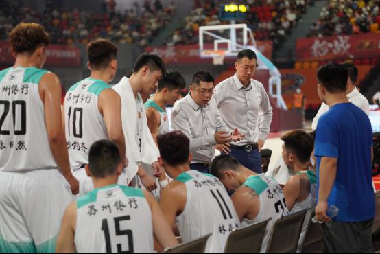2021全国男子篮球联赛(NBL)在江苏盐城拉开帷幕