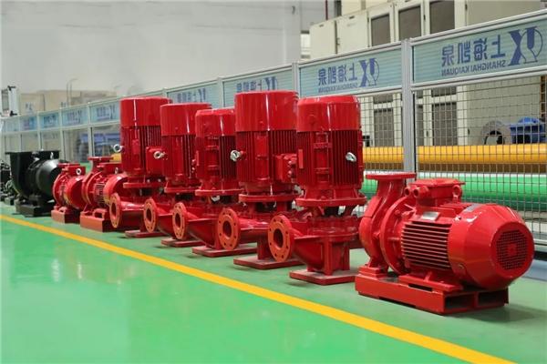 """愿""""天下无火灾"""",凯泉泵业将持续助力消防水系统和消防物联网技术的发展和应用"""
