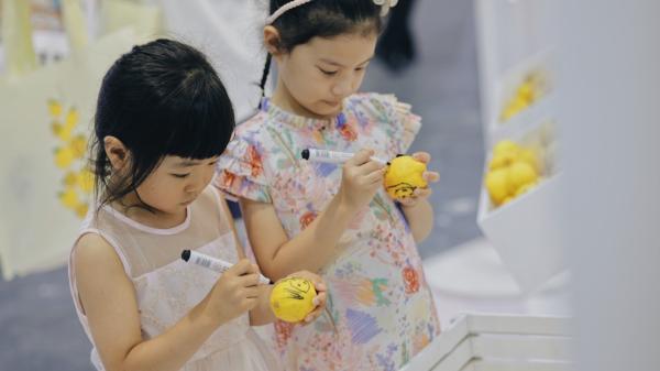 kokoro love初葆人气亮相2021CBME孕婴童展,开启日系SPA轻奢之旅