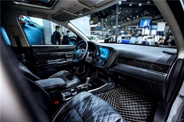 20万左右买什么车好?和2021款广汽三菱欧蓝德开启新征程