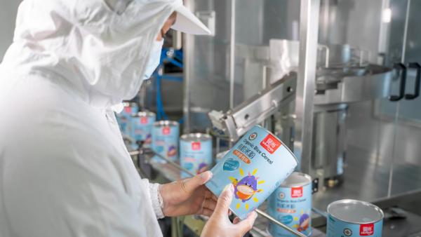 婴尚宝宝辅食:研发团队三大法宝,打造理想有机米粉!