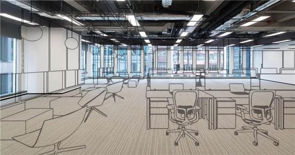 《从成本负担走向企业助力,TEC上海灵活办公空间》