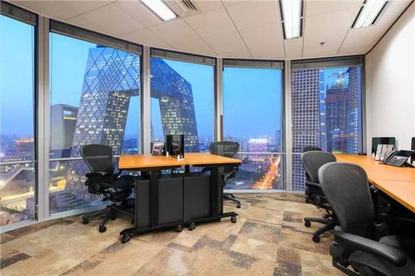 办公室租赁模式变化进行时,TEC北京灵活办公空间