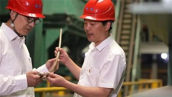 海亮工程师冯焕锋:打破德国垄断!研制出了属于中国人自己的设备