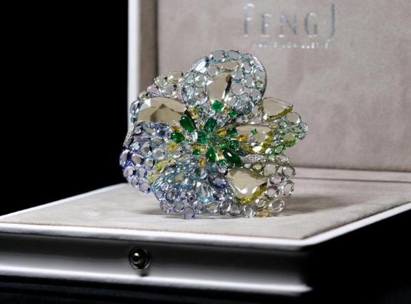 """"""" 设计之光 """":有一种高级珠宝叫Feng J"""