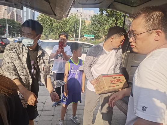 一方有难八方支援!借东风教育集团前往河南参与救援