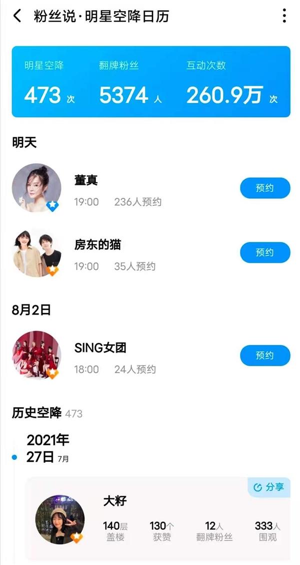 """酷狗粉丝说上线新活动 歌迷扎推儿为陈奕迅""""云庆生"""""""