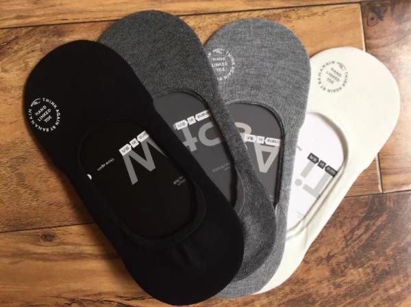 夏日必备舒适透气船袜:蕉内、幸棉、优衣库、南极人