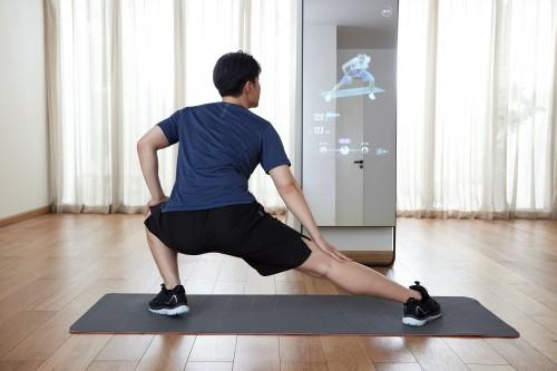 FITMORE智能健身镜正式上线首发价仅3999元