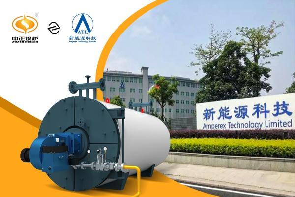 新能源行业快速发展 中正导热油锅炉助力锂电新能源千亿产业集群建设