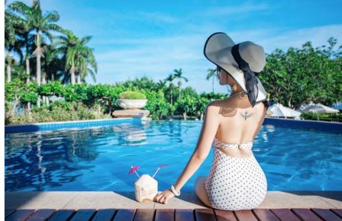三亚亚龙湾万豪度假酒店助宾客开启夏日美旅