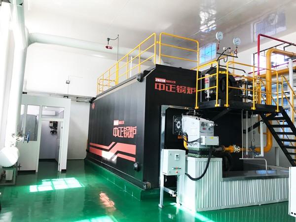 奏响河北造纸企业环保凯歌 中正燃气锅炉优于地方大气污染物排放限值