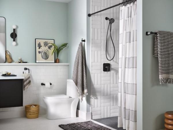 多项创新科技,摩恩花洒带来淋浴新体验