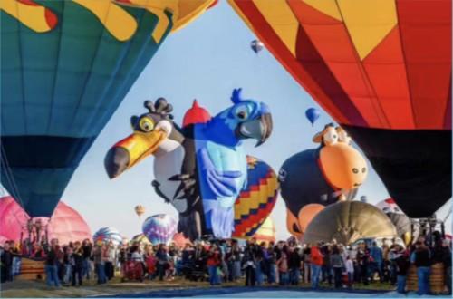 "PUPU热气球节衡水站 ——这个夏日,""飞""同凡响"