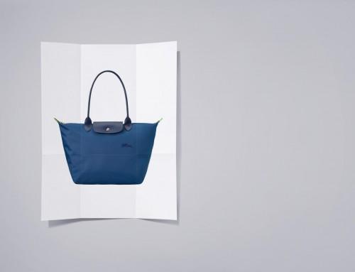 Longchamp推出全新LE PLIAGE® GREEN系列 积极践行可持续性,推行环境保护计划