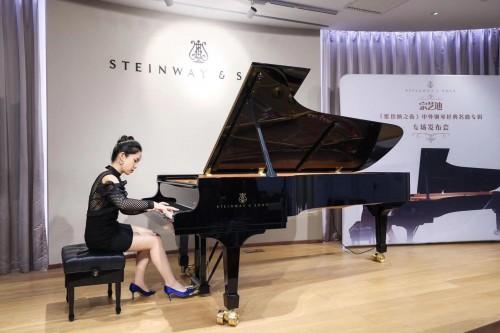 旅美青年钢琴家宗艺迪中外钢琴经典名曲专辑今日发布