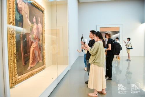 """遇见博物馆最新力作 """"遇见拉斐尔""""展被多方认可"""