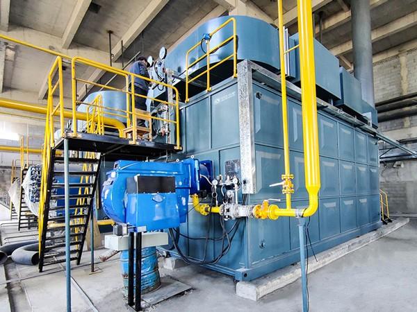 专注深耕环保锅炉的研发制造 中正冷凝式燃气锅炉解决用户用能难题