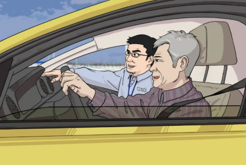 省呗用户故事:80后驾校教练的翻身创业路