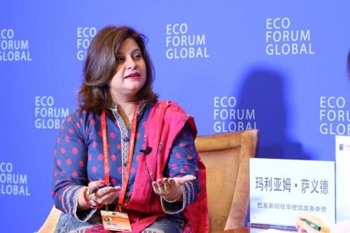 玛利亚姆·萨义德:女性在建设生态文明和解决气候变化问题上至关重要