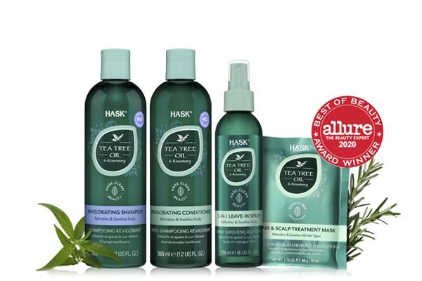 专业发型师的秘密武器,风靡欧美造型圈的头发洗护品牌— Hask
