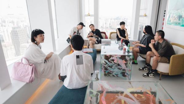 NAG.潮流买手集合平台2021秋冬预览会在上海K11艺术中心开幕