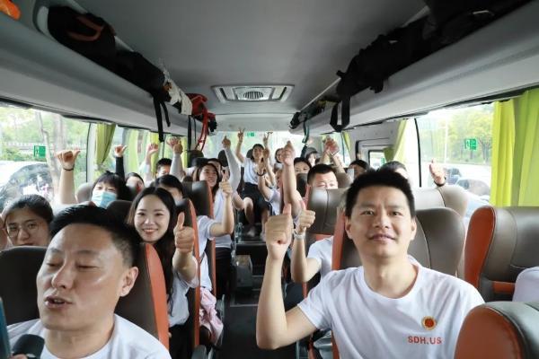见证百年·走向百年|师董会四地团队在京举行团建暨战略发展会议