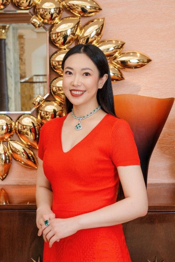 陈晨宝蕴受邀宝格丽艺术交流,探讨珠宝美学与艺术的时尚碰撞