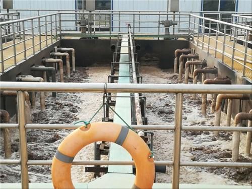 政府表扬渤发项目创造污水扩容改建新速度