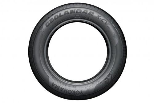 优科豪马GEOLANDAR X-CV轮胎为日产新款奇骏提供新车配套