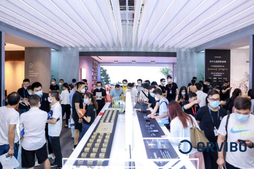 2021中国建博会盛大开幕,再次见证欧瑞博飞跃式成长