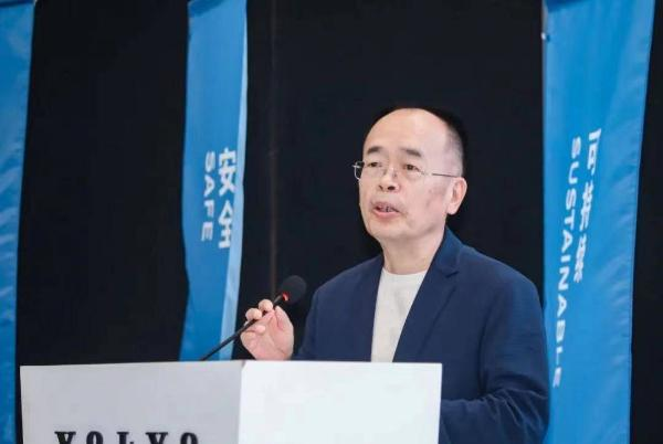 沃尔沃袁小林:由远及近的大势都决定了我们必须转向电气化时代