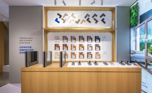 墨瑟门窗亮相中国建博会(广州),吸睛设计+德系品质引关注