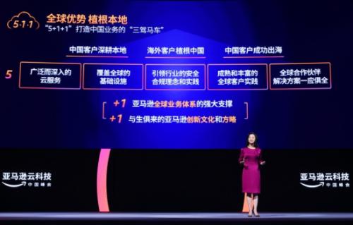 2021年亚马逊云科技中国峰会上海站:云上重塑和创新