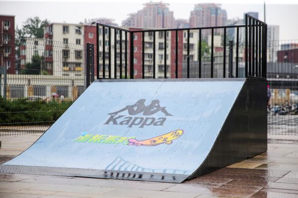 就是敢滑,Kappa滑板派对狂欢燃爆京城盛夏
