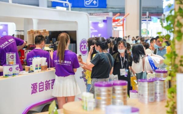 2021年CBME孕婴童展,a2牛奶公司引领A2蛋白质风向标