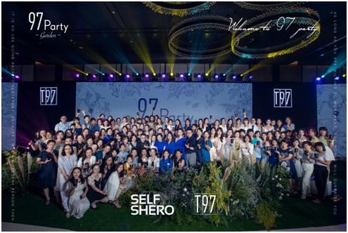 T97party宴会盛大启幕,实力演绎精致美好生活理念