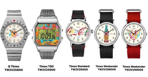 天美时Timex与托德·斯奈德Todd Snyder再度联手, 重磅推出全新一代美式街头潮流男士腕表