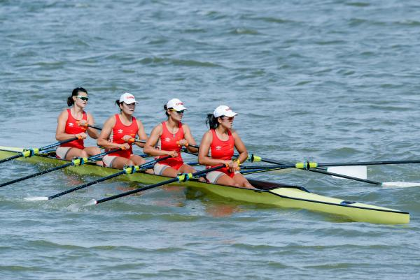 东京奥运会赛艇决赛揭开战幕 中国队斩获一金一铜