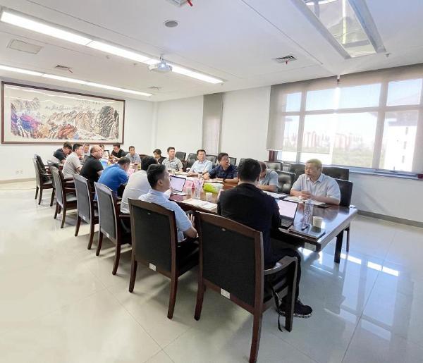 欧亚经济论坛经贸合作博览会 暨中国(陕西)进出口商品展筹备工作有序推进