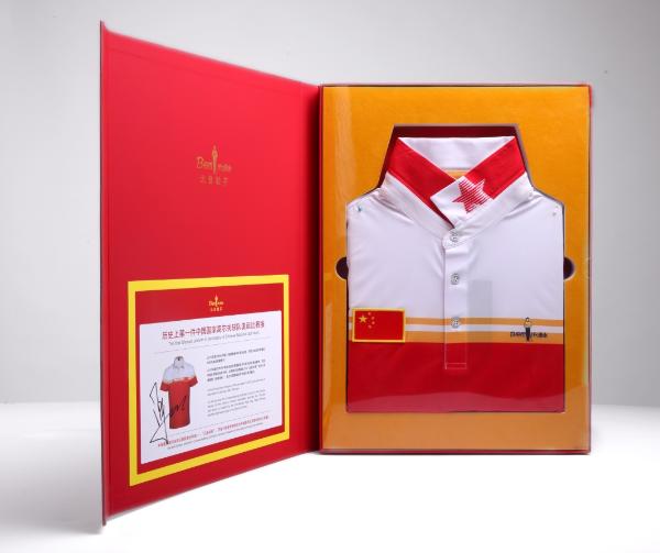 比音勒芬助力中国国家高尔夫球队征战奥运,展现中国高尔夫魅力