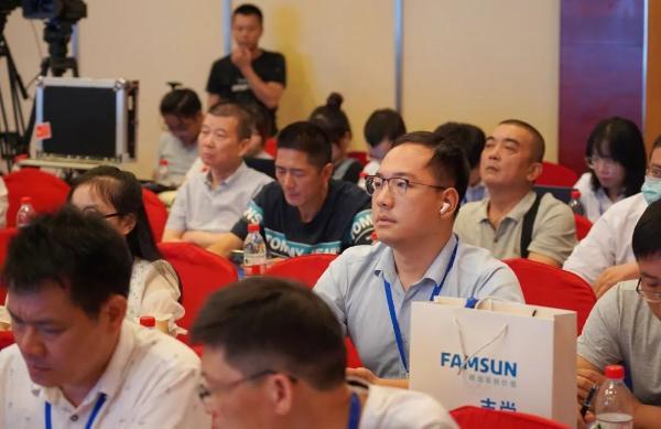 丰尚助力湖南省饲料加工与生产技术行业新发展