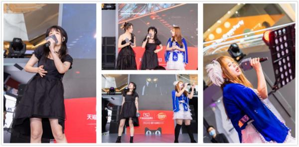 万代X天猫超级品牌日中国限定品发布会活动圆满落幕