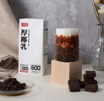 生椰咖啡自制走红网络,菲诺天猫旗舰店销量同比增长394%