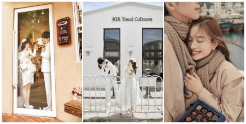 """面包店、咖啡厅、码头......铂爵旅拍的""""大连旅拍日记""""全曝光!"""