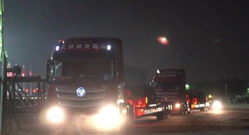 零故障、零缺陷、零失误——揭秘福田汽车圆满完成百年庆典服务保障任务的背后故事