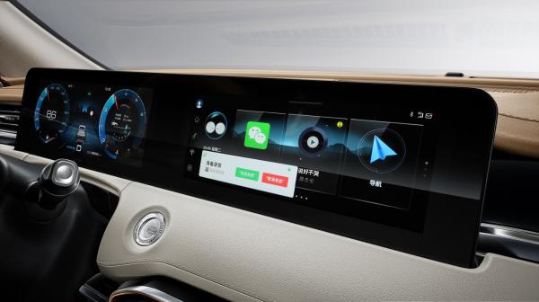 5万DMIPS芯片+腾讯生态,这款SUV让你上车后解放手机
