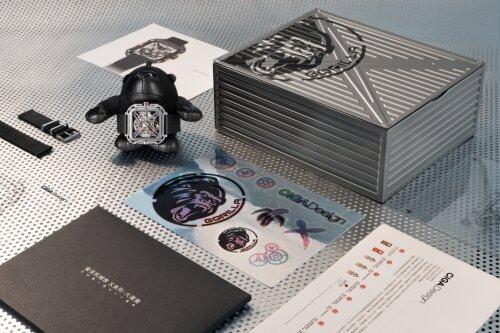 得物发售CIGA Design玺佳新品腕表,中国原创设计点亮年轻人腕间时尚
